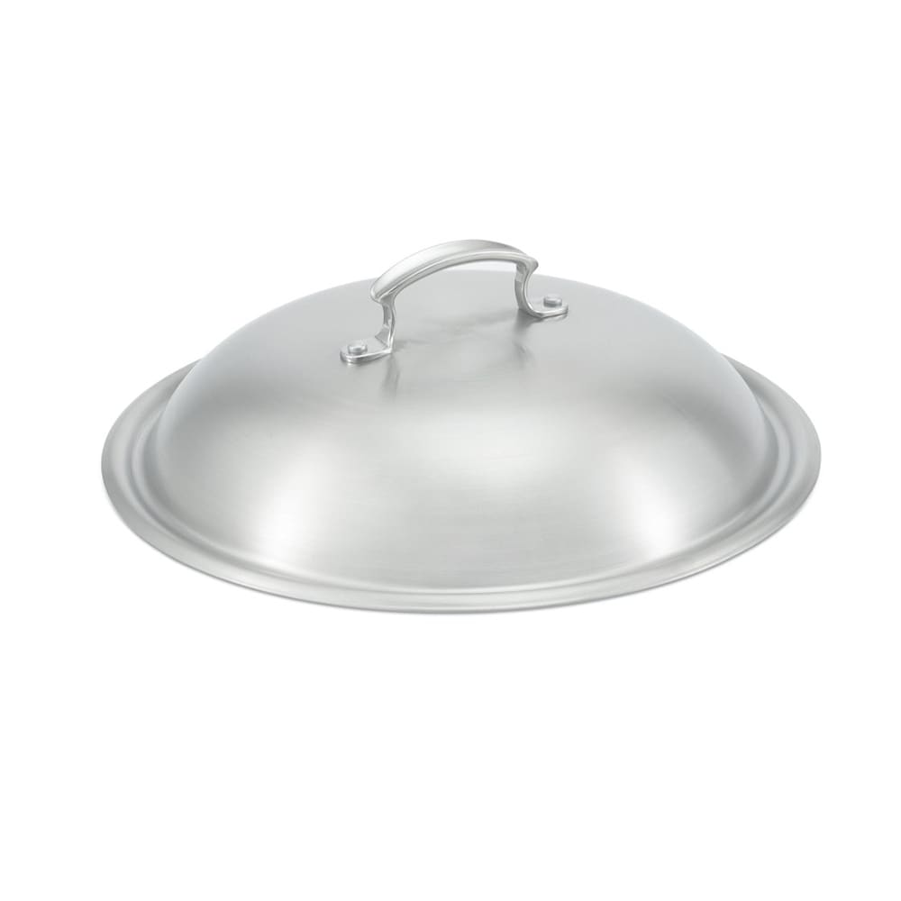 "Vollrath 49426 12"" High Dome Cover - 18-ga Stainless"