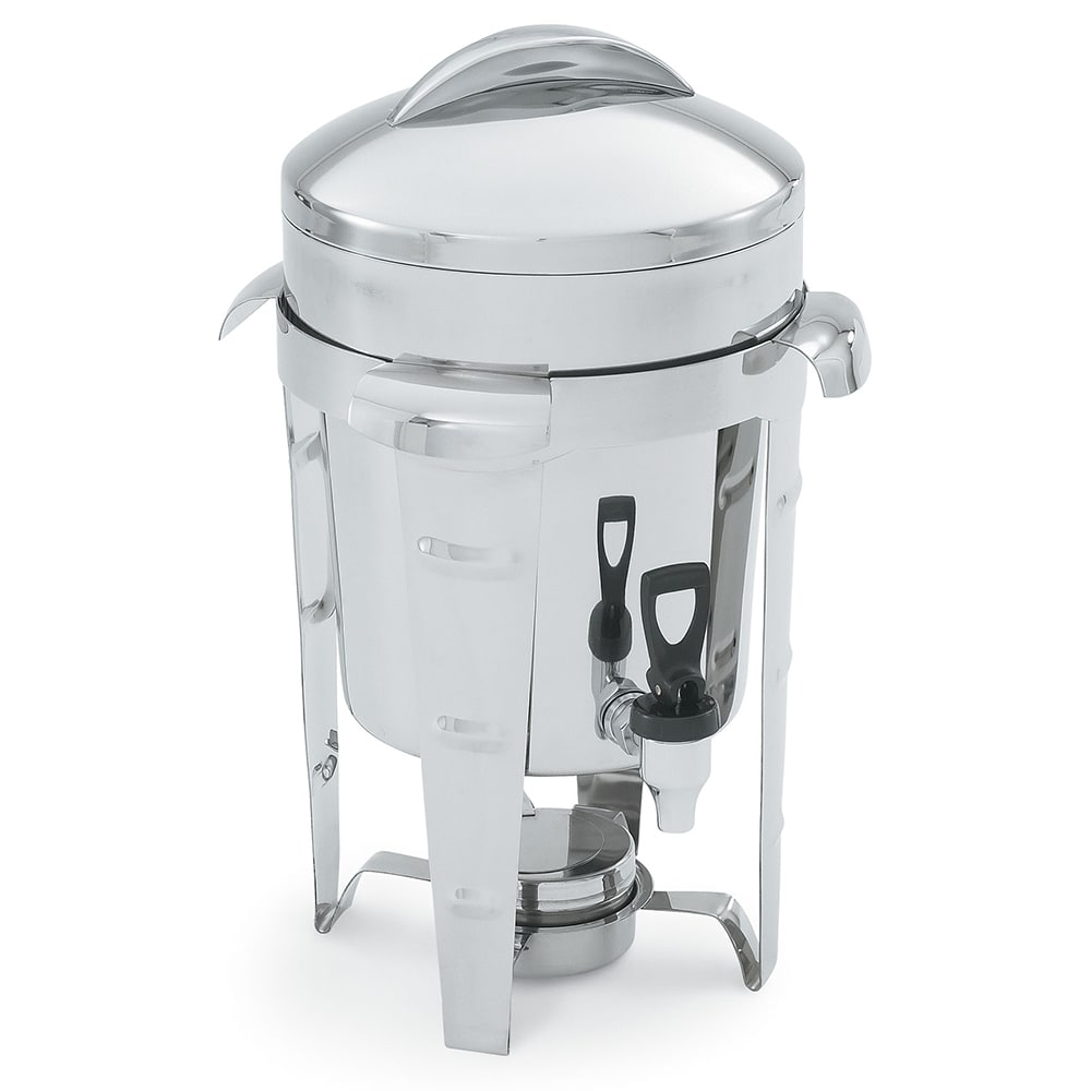 Vollrath 49525 11.6 qt Coffee Urn - Mirror-Finish Stainless