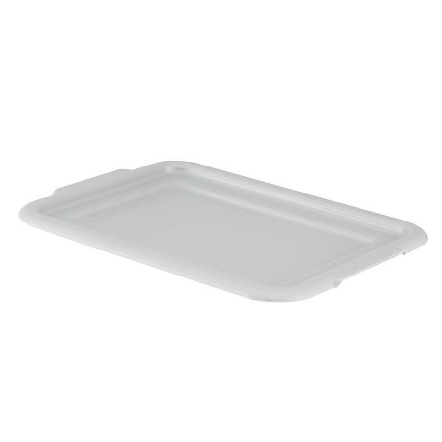 """Vollrath 52424 Dish Box Cover - 20x15"""" Gray"""