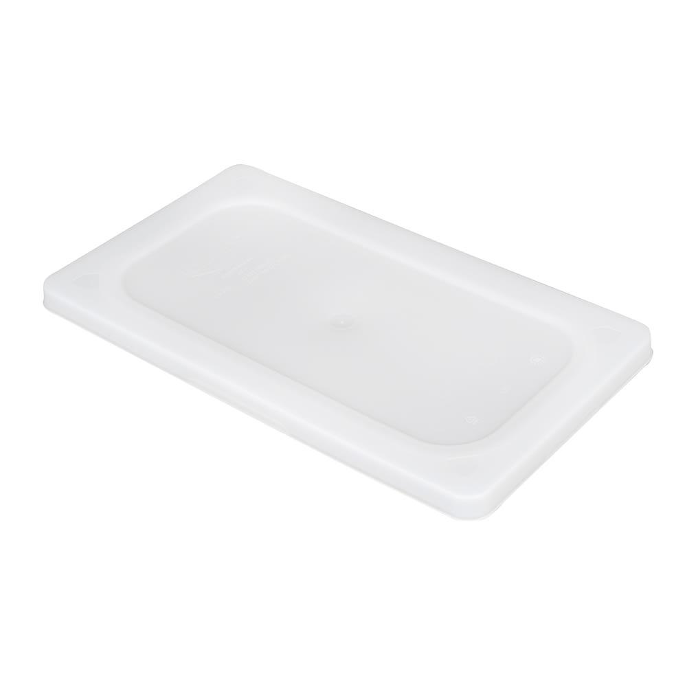 Vollrath 52432 Flexible Food Pan Lid - 1/3 Size, 7-1/6x12-3/4