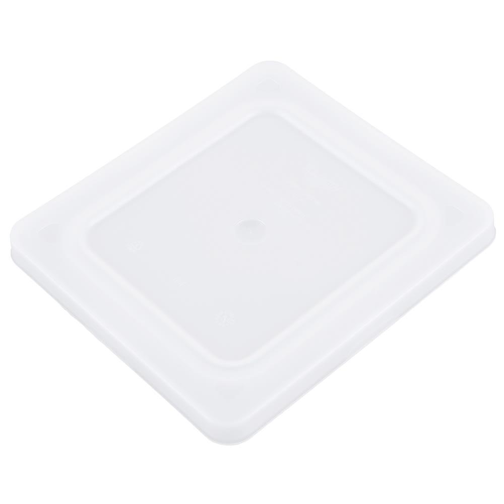 Vollrath 52434 Flexible Food Pan Lid - 1/6 Size, 7x6 7/16