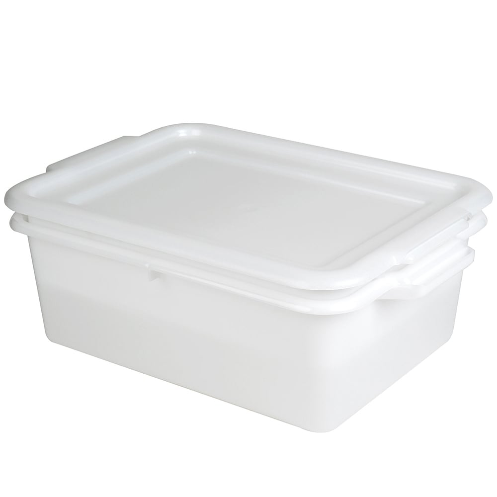 Vollrath 52618 Drain Box Pack - Bus Box, Drain Box, Cover