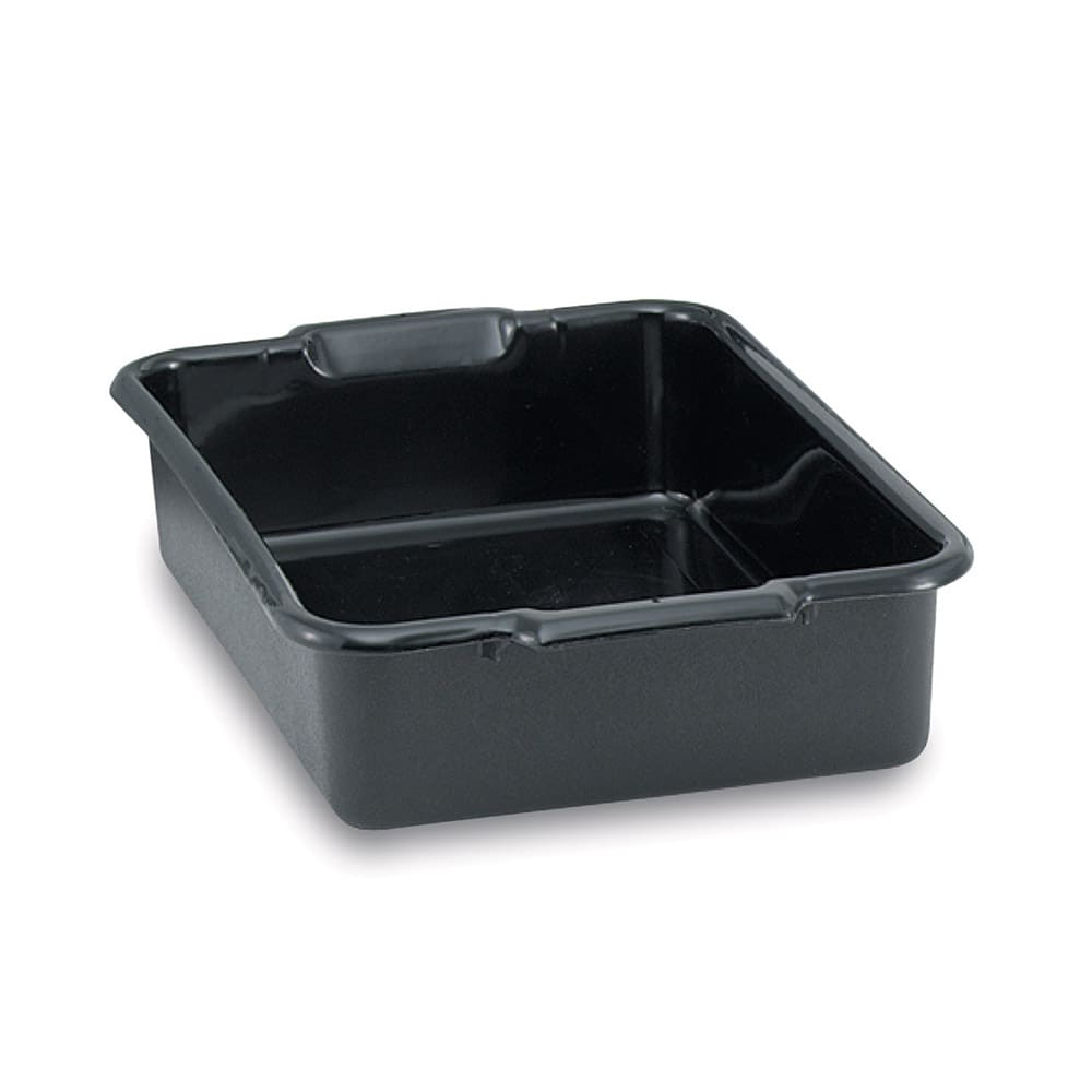 "Vollrath 52622 Bus Box - 20x17x5"" Black"
