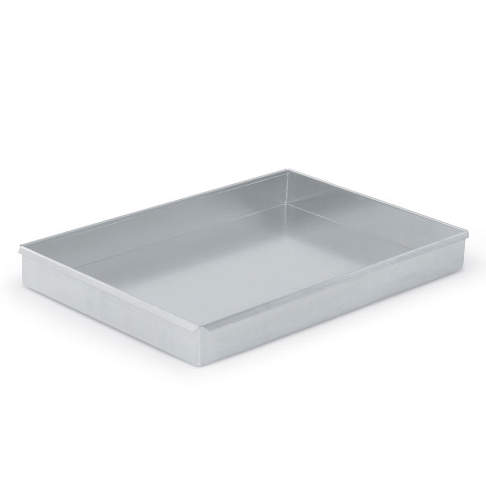 "Vollrath 5274 Cheesecake Pan - 17-3/4x25-3/4x3"" Aluminum"