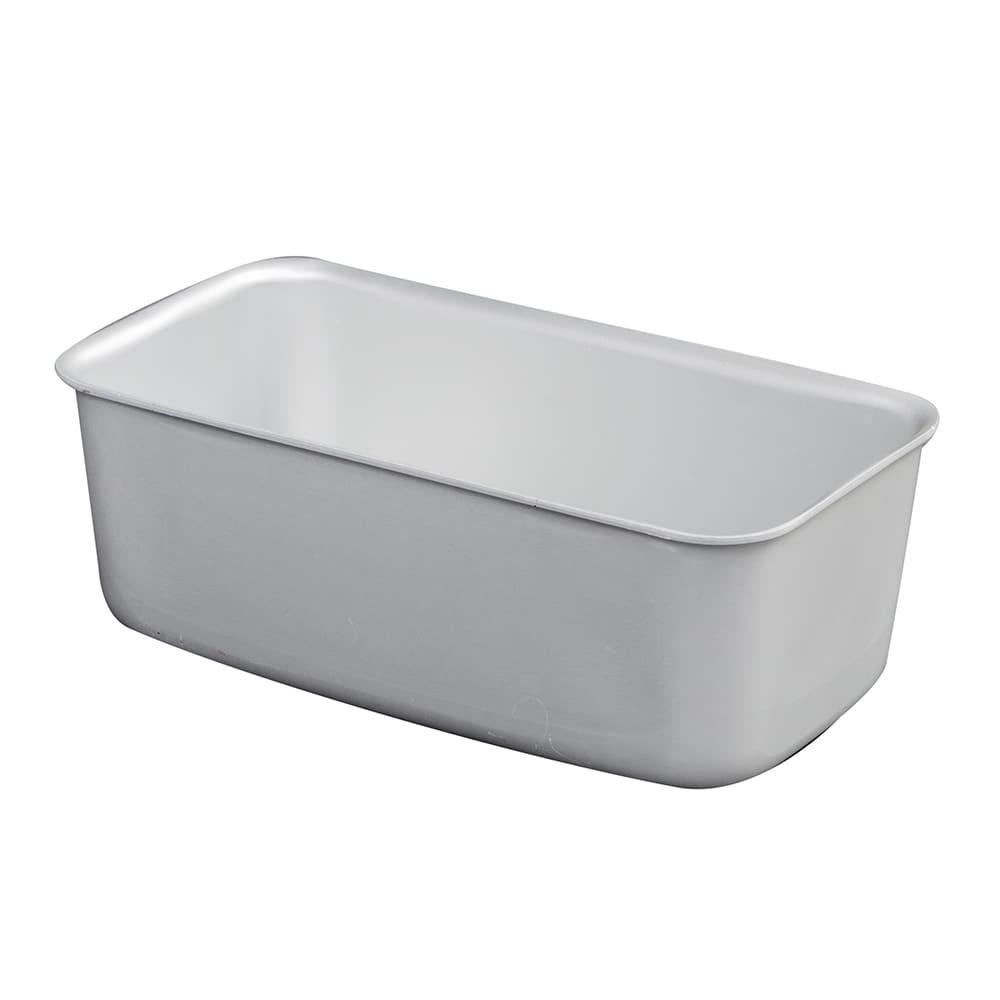 """Vollrath 5433 3 lb Loaf Pan - 4 1/4x8 1/2x3 1/8"""" Aluminum"""