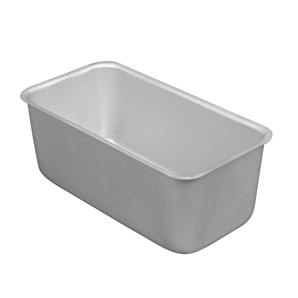"Vollrath 5435 5 lb Loaf Pan - 5x10x4"" Aluminum"