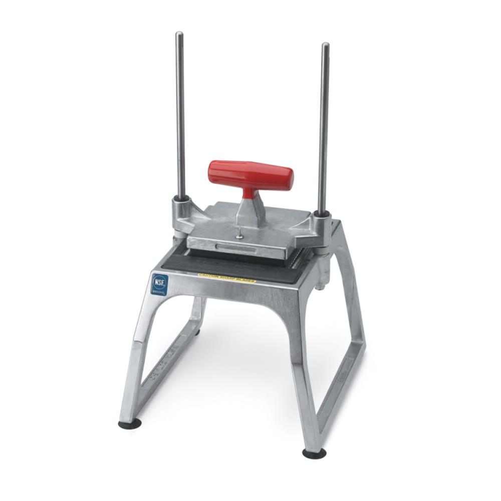 "Vollrath 55013 1/2"" InstaCut Tabletop Manual Slicer"