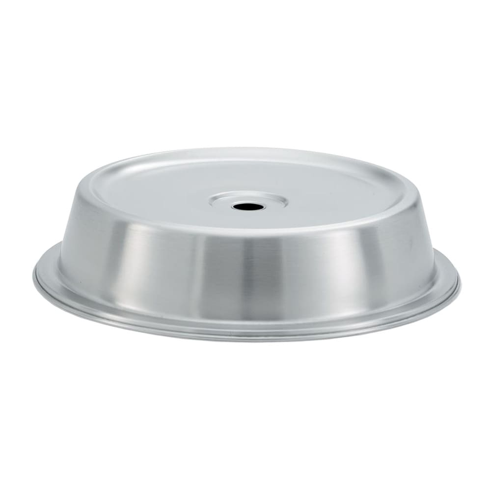 """Vollrath 62315 Plate Cover for 10 15/16""""- 11"""" Satin-Finish Stainless"""
