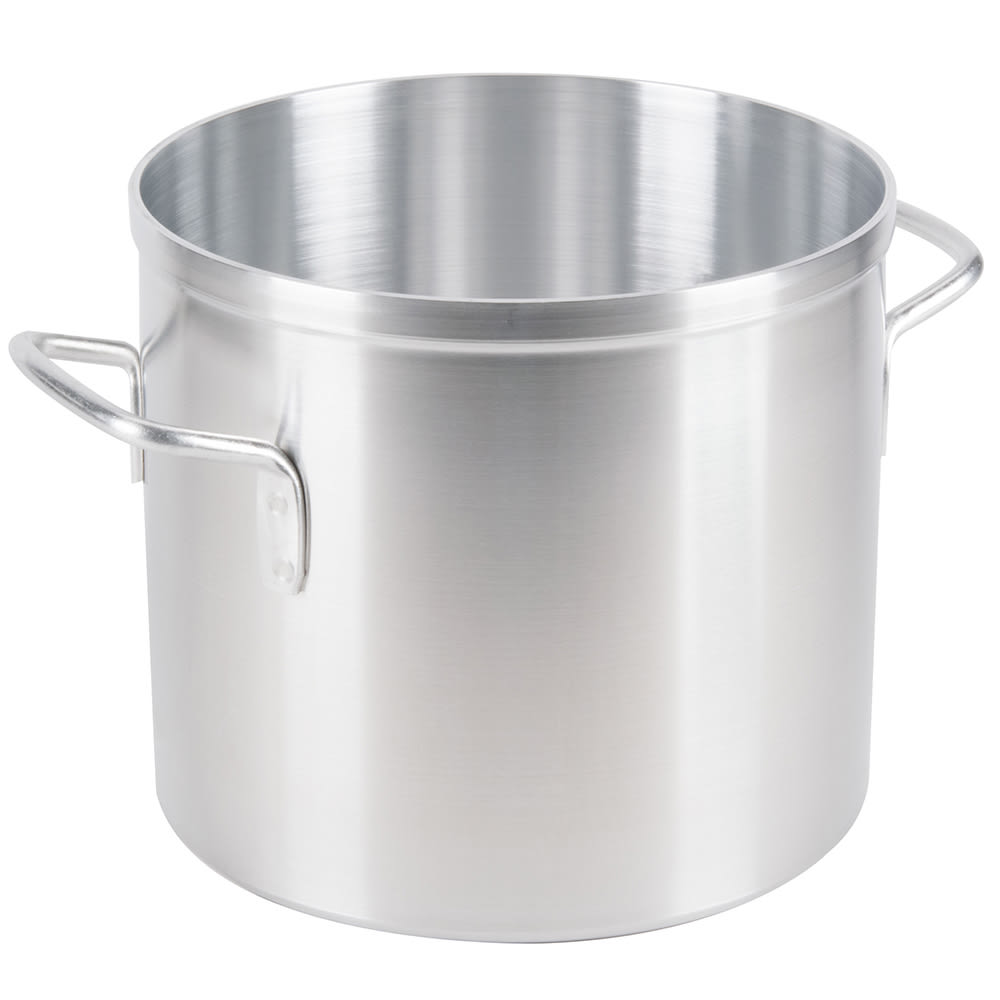 Vollrath 67512 12 qt Aluminum Stock Pot