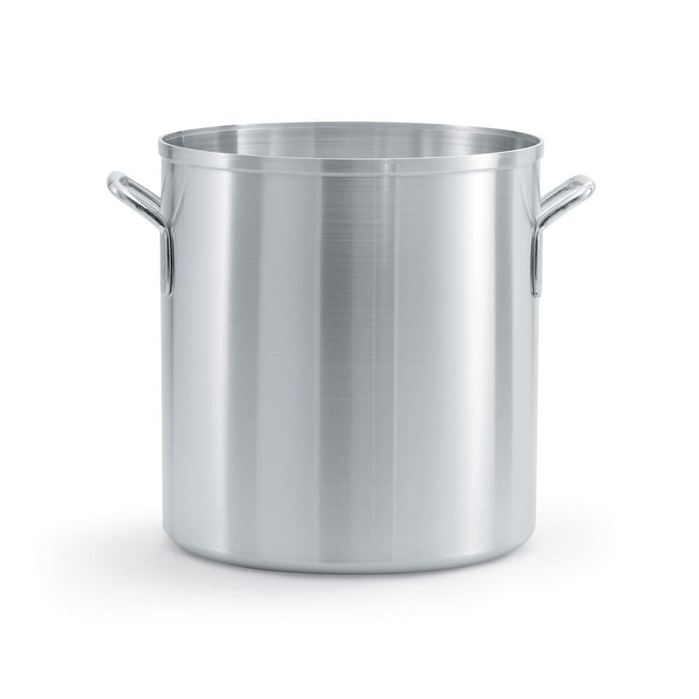 Vollrath 67580 80 qt Aluminum Stock Pot