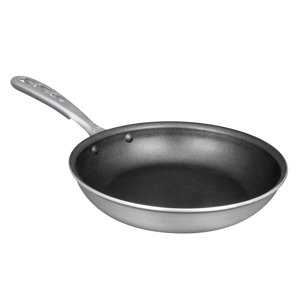"Vollrath 67630 10"" Non-Stick Aluminum Frying Pan w/ Vented Metal Handle"