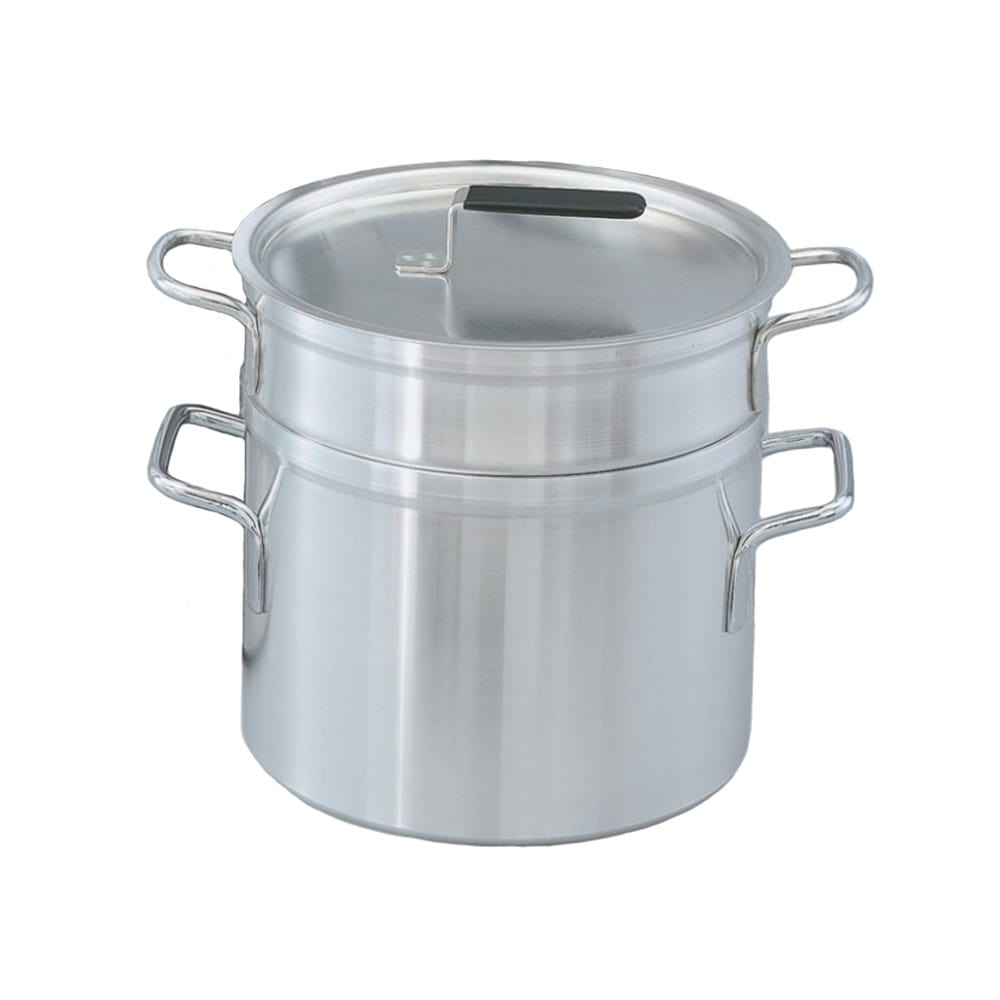 "Vollrath 67708 10"" Aluminum Double Boiler w/ 10-qt Capacity"