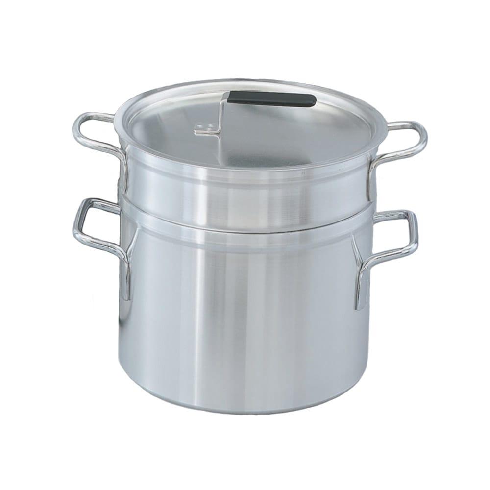 "Vollrath 67711 10"" Aluminum Double Boiler w/ 12 qt Capacity"