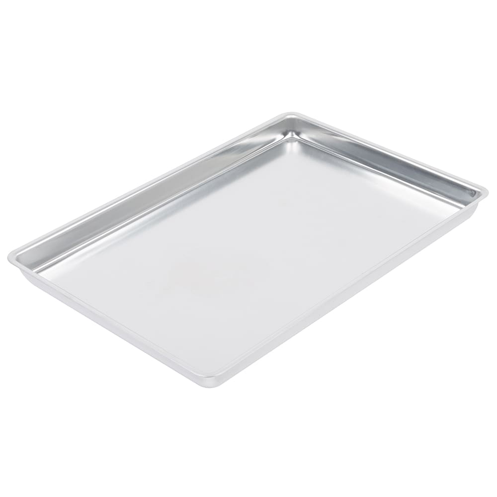 Vollrath 68100 Aluminum Party Pan - 15-1/2x10-1/2x1