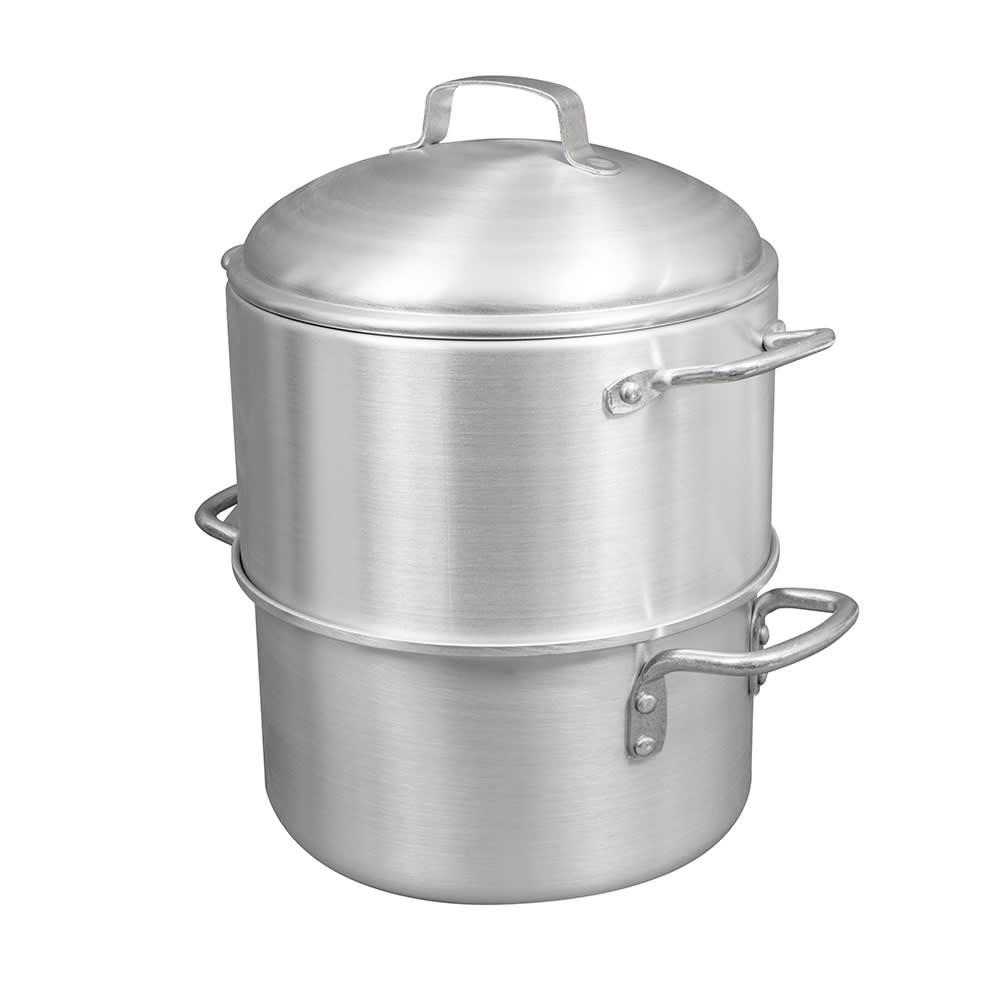 "Vollrath 68122 3-qt Aluminum Steamer Basket, 8.19""H"