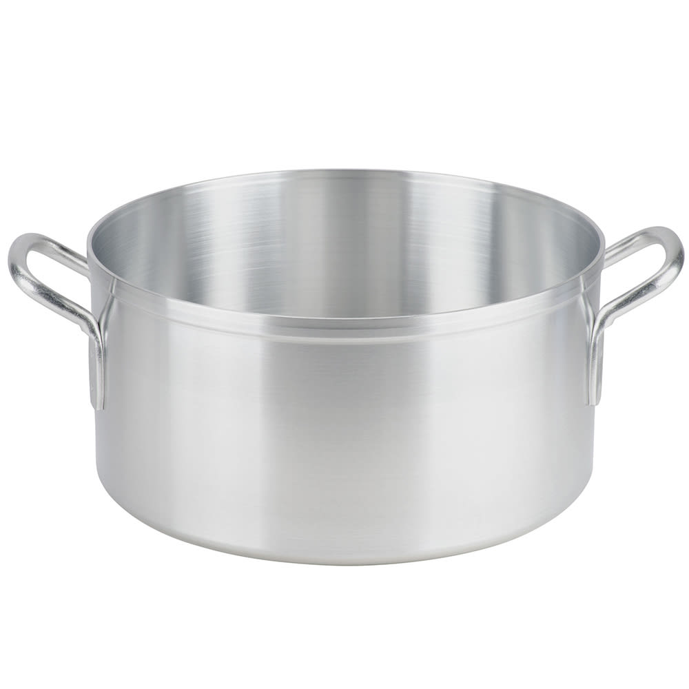 Vollrath 68129 18-1/2-qt Pasta/Vegetable Cooker Pot - Aluminum