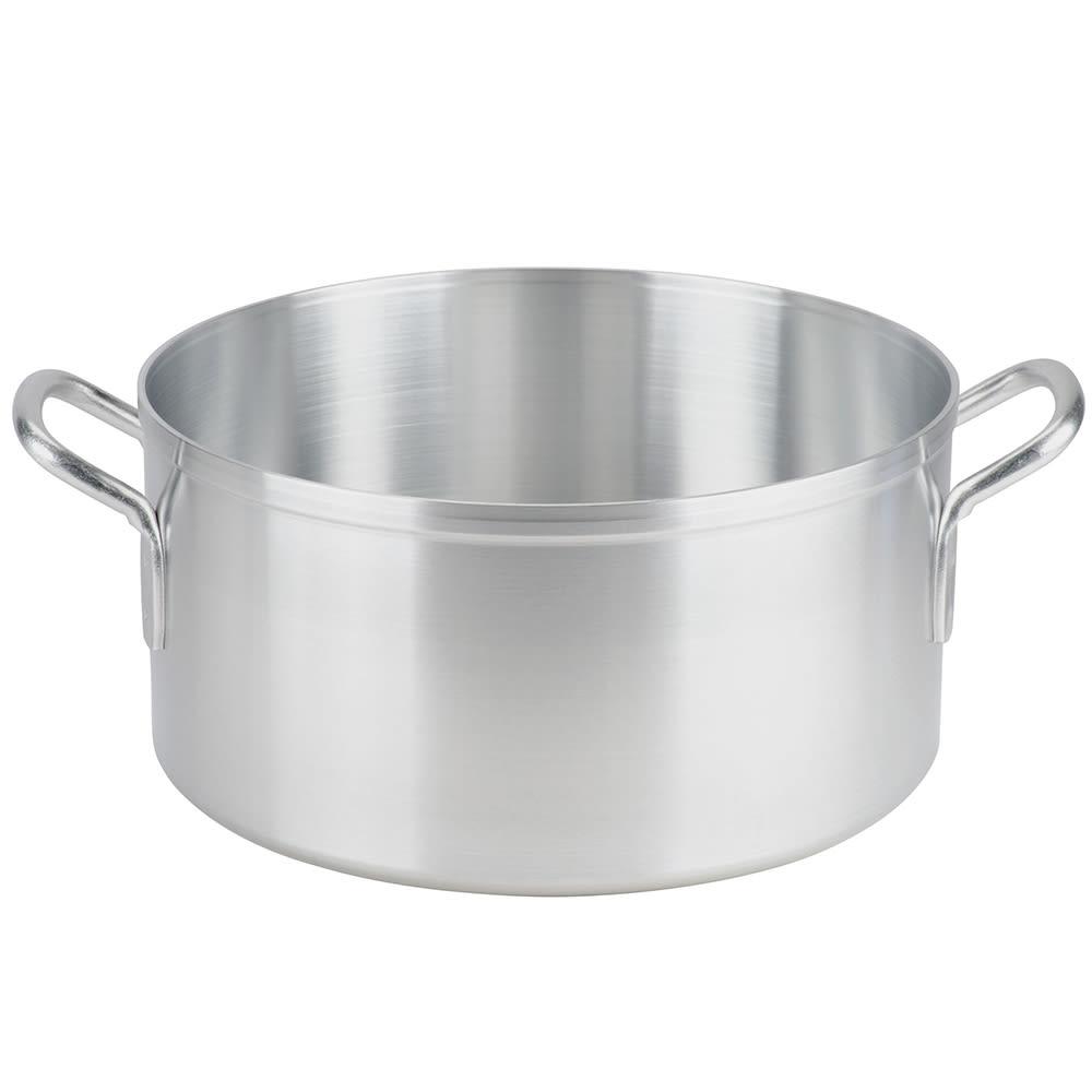 Vollrath 68129 18 1/2 qt Pasta/Vegetable Cooker Pot - Aluminum