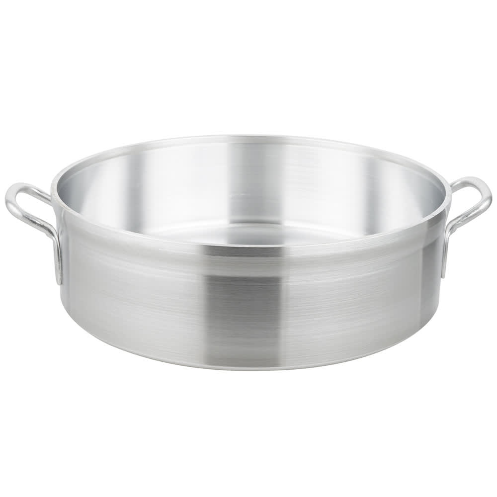Vollrath 68224 24-qt Aluminum Braising Pot