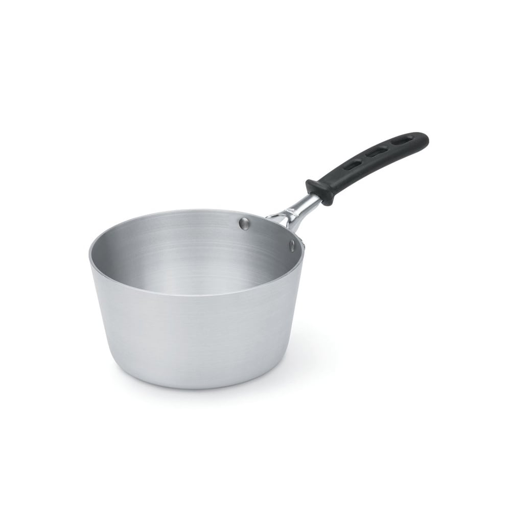 Vollrath 68302 2.75 qt Aluminum Saucepan w/ Vented Metal Handle