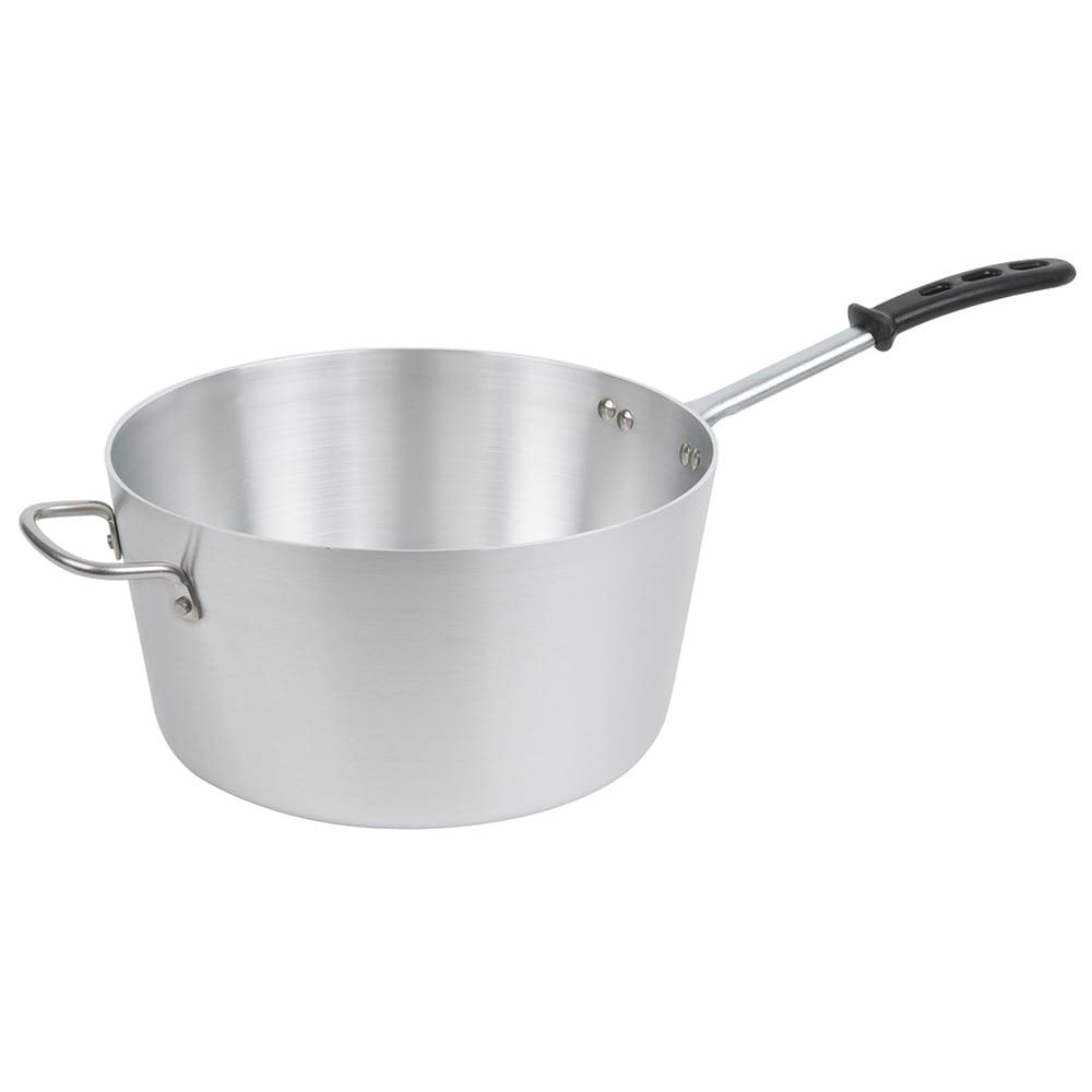 Vollrath 68310 10-qt Aluminum Saucepan w/ Vented Metal Handle