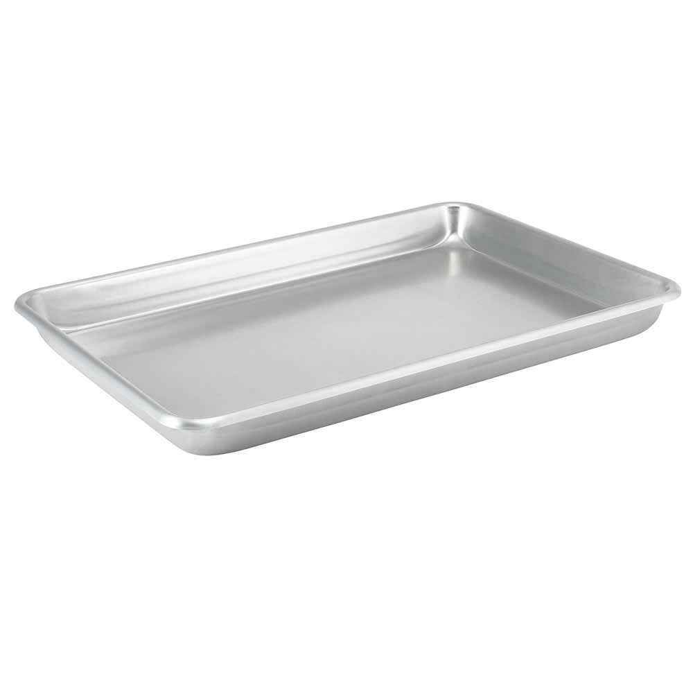 "Vollrath 68357 15-qt Baking/Roasting Pan -  25 3/4""x17 3/4""x2 1/4"", 12  Aluminum"