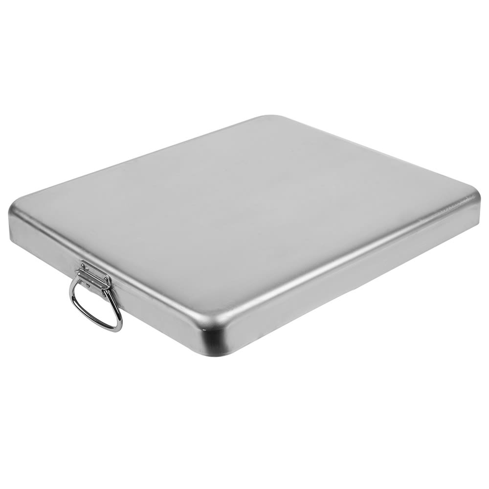 """Vollrath 68392 42 qt Roasting Pan Cover - 21 5/8x18 1/8x2 3/8"""" Aluminum"""