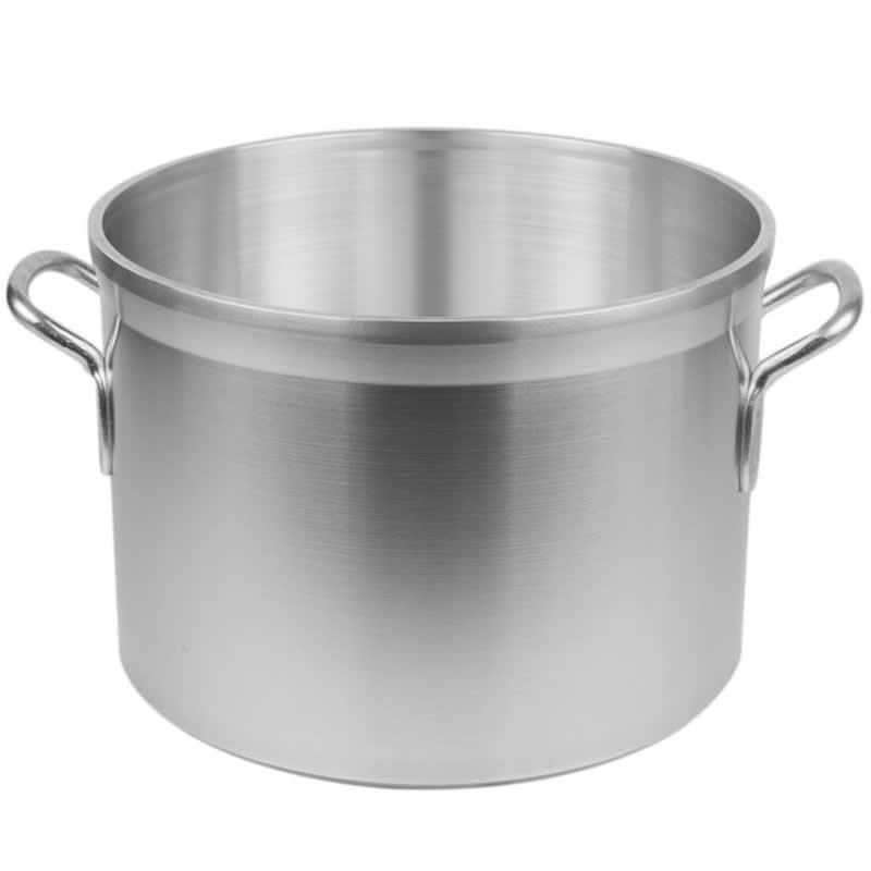 """Vollrath 68426 26 qt Aluminum Sauce Pot - 14"""" x 10.125"""""""