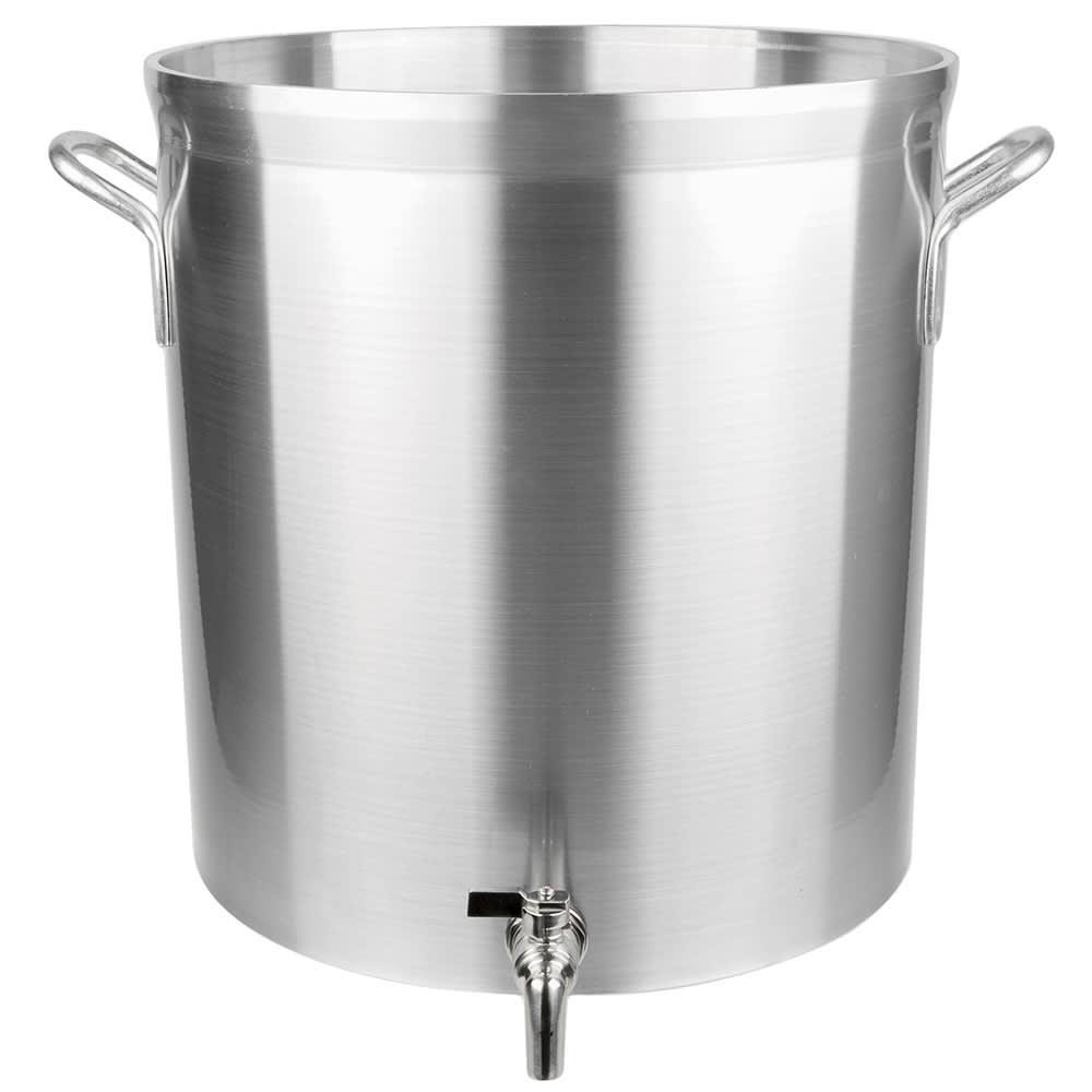 Vollrath 68661 60 qt Aluminum Stock Pot w/ Faucet