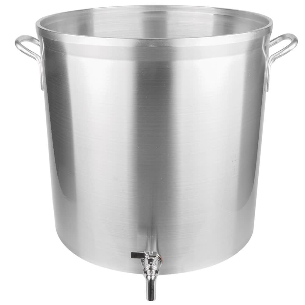Vollrath 68681 80 qt Aluminum Stock Pot w/ Faucet
