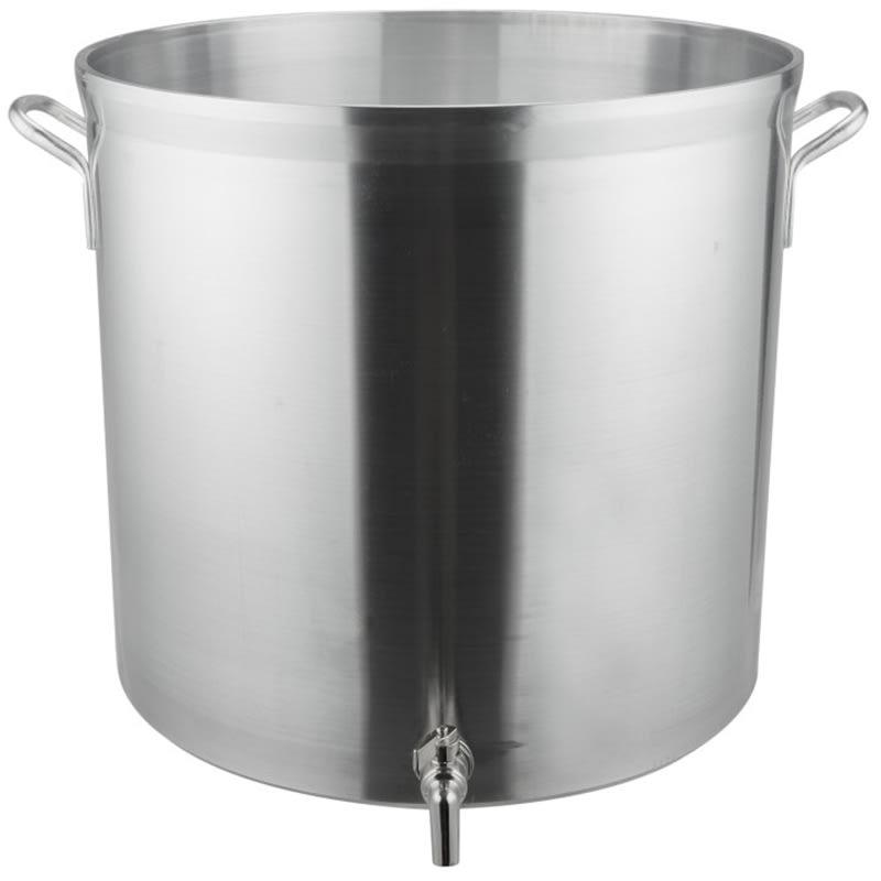 Vollrath 68691 100-qt Aluminum Stock Pot w/ Faucet