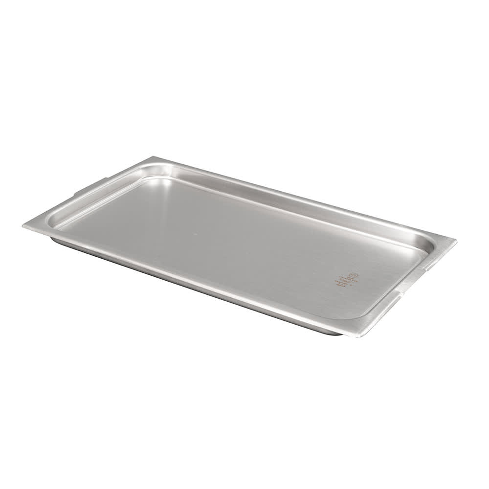 Vollrath 70005 Full-Size Steam Pan Cover, Stainless
