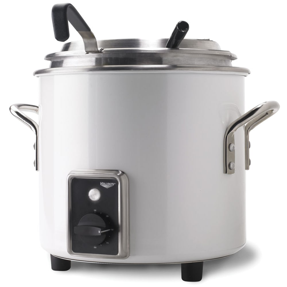 Vollrath 7217250 11-qt Countertop Soup Warmer w/ Thermostatic Controls, 120v