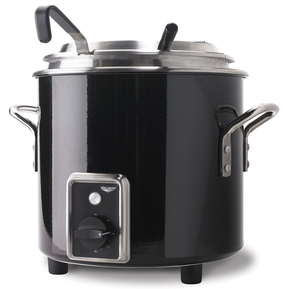 Vollrath 7217260 11 qt Countertop Soup Warmer w/ Thermostatic Controls, 120v