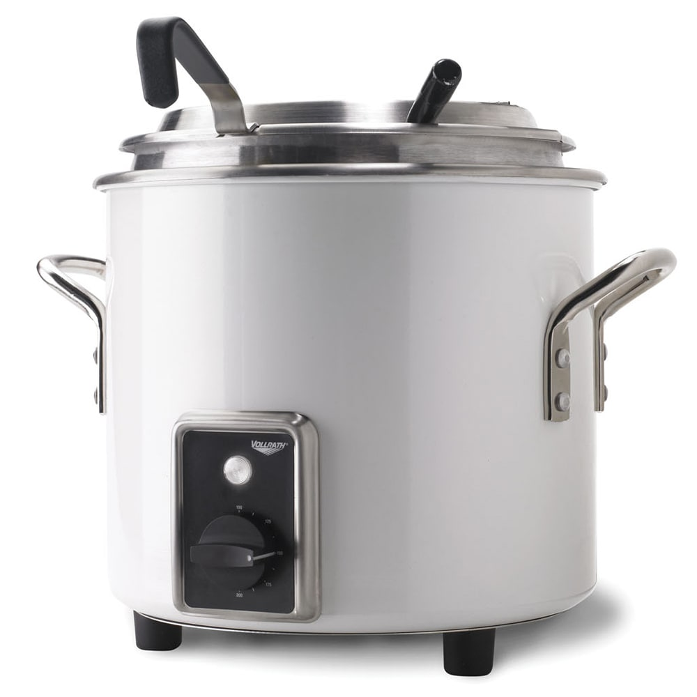 Vollrath 7217750 7 qt Countertop Soup Warmer w/ Thermostatic Controls, 120v