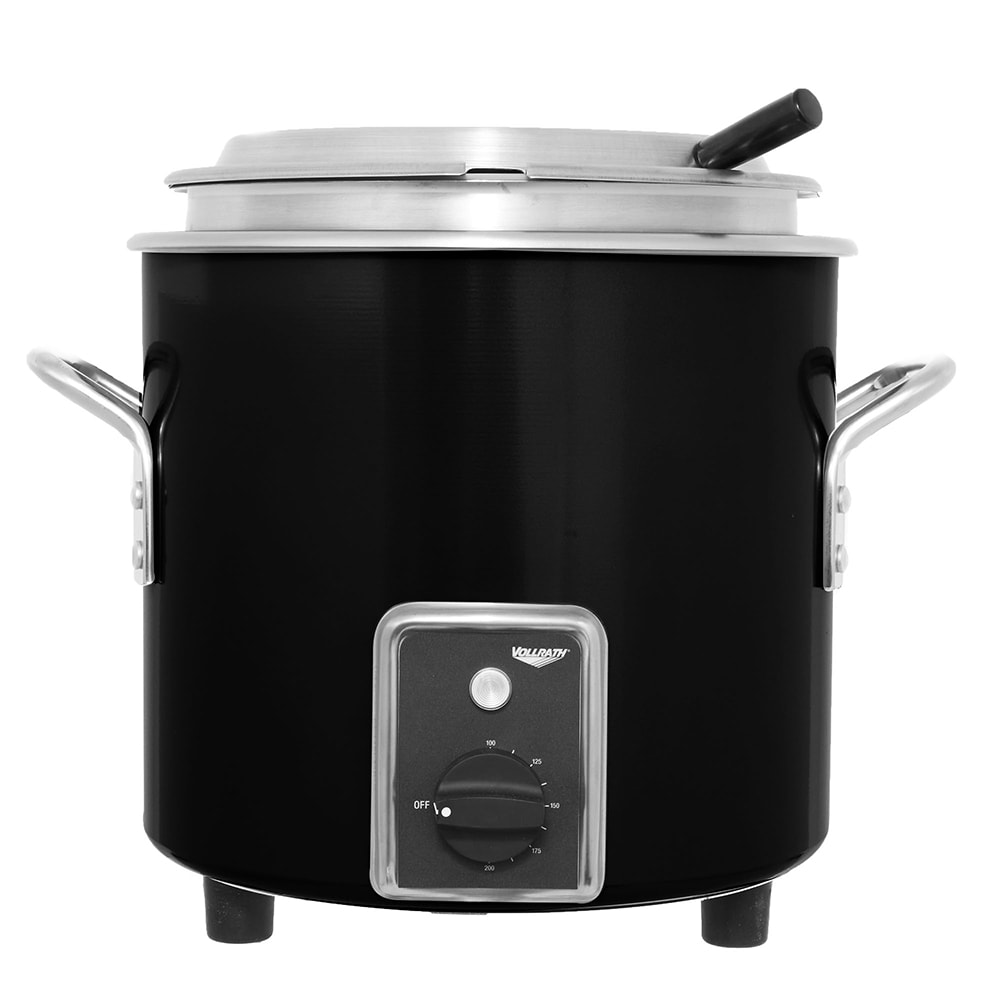 Vollrath 7217760 7 qt Countertop Soup Warmer w/ Thermostatic Controls, 120v