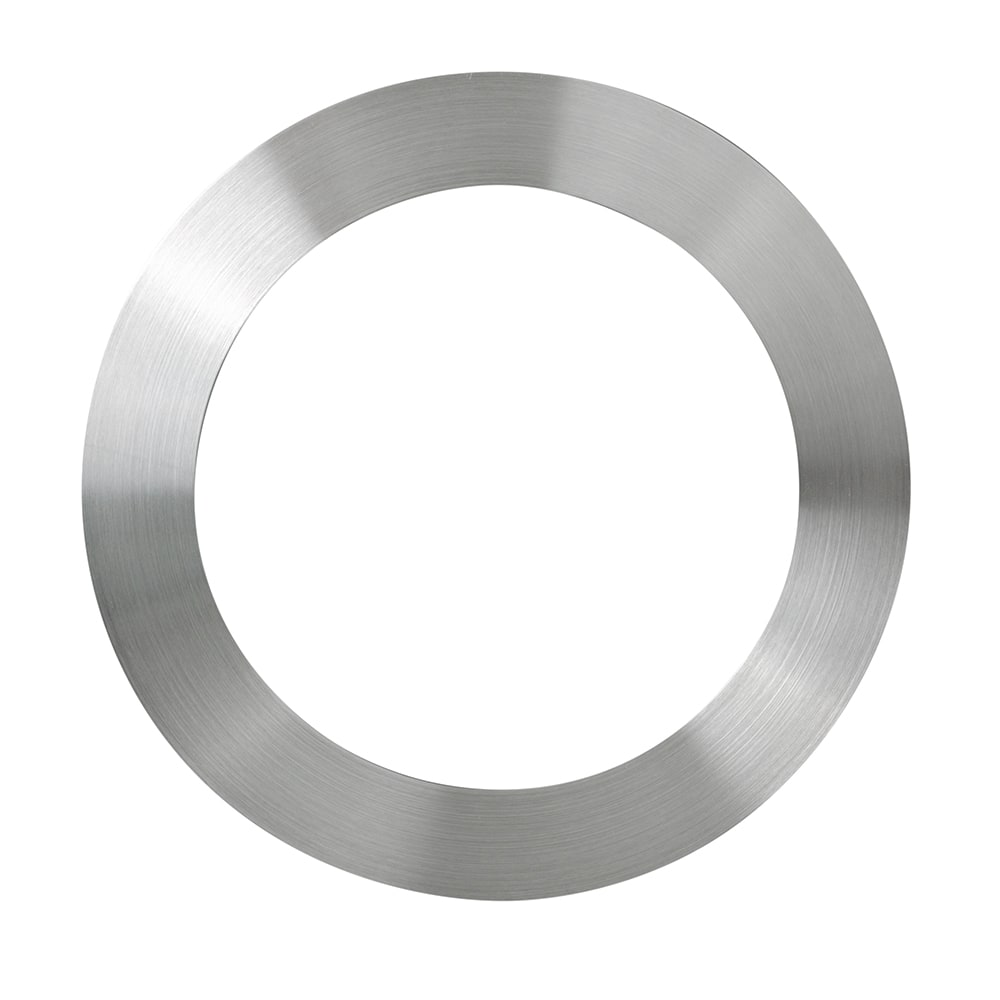 Vollrath 72196 Warmer/Cooker Adaptor Ring - Round, 11-qt to 7-qt, Stainless