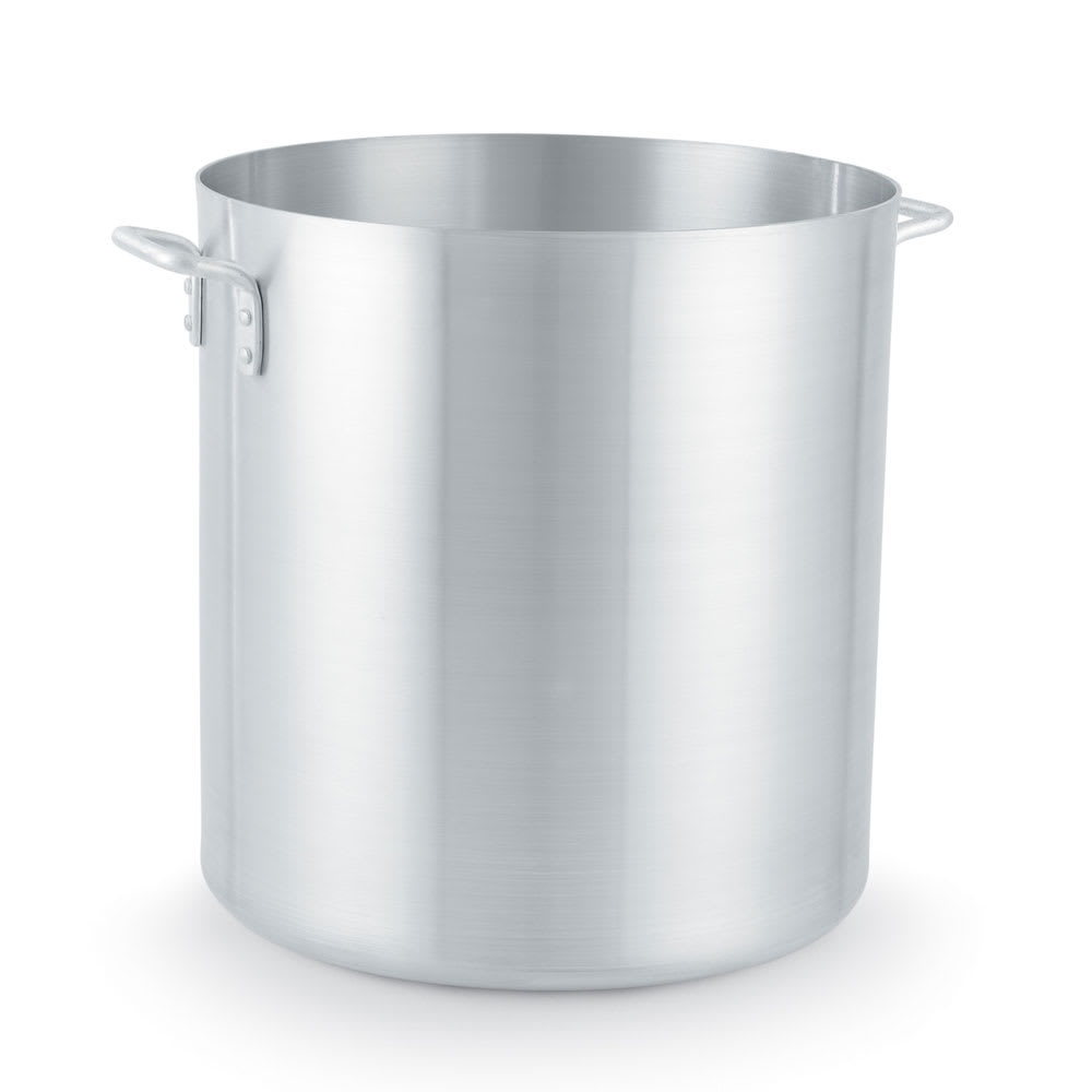 Vollrath 7305 20 qt Aluminum Stock Pot