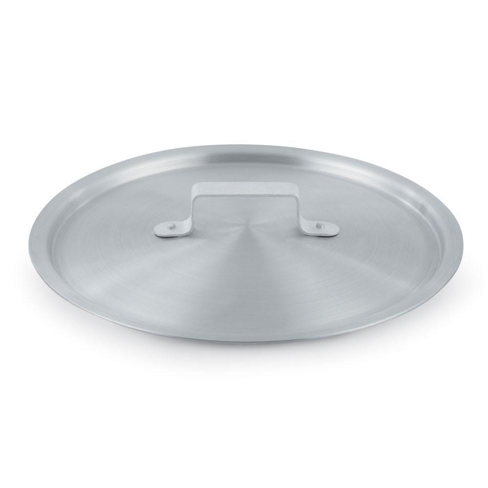 Vollrath 7341C 1 1/2 qt Arkadia Saucepan Cover - Natural-Finish Aluminum