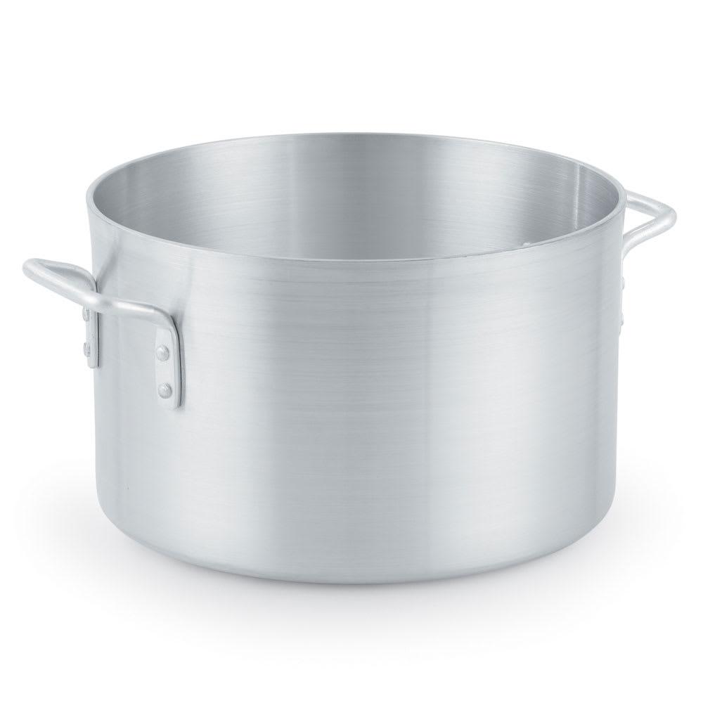 """Vollrath 7374 20 qt Aluminum Sauce Pot - 13"""" x 8.813"""""""