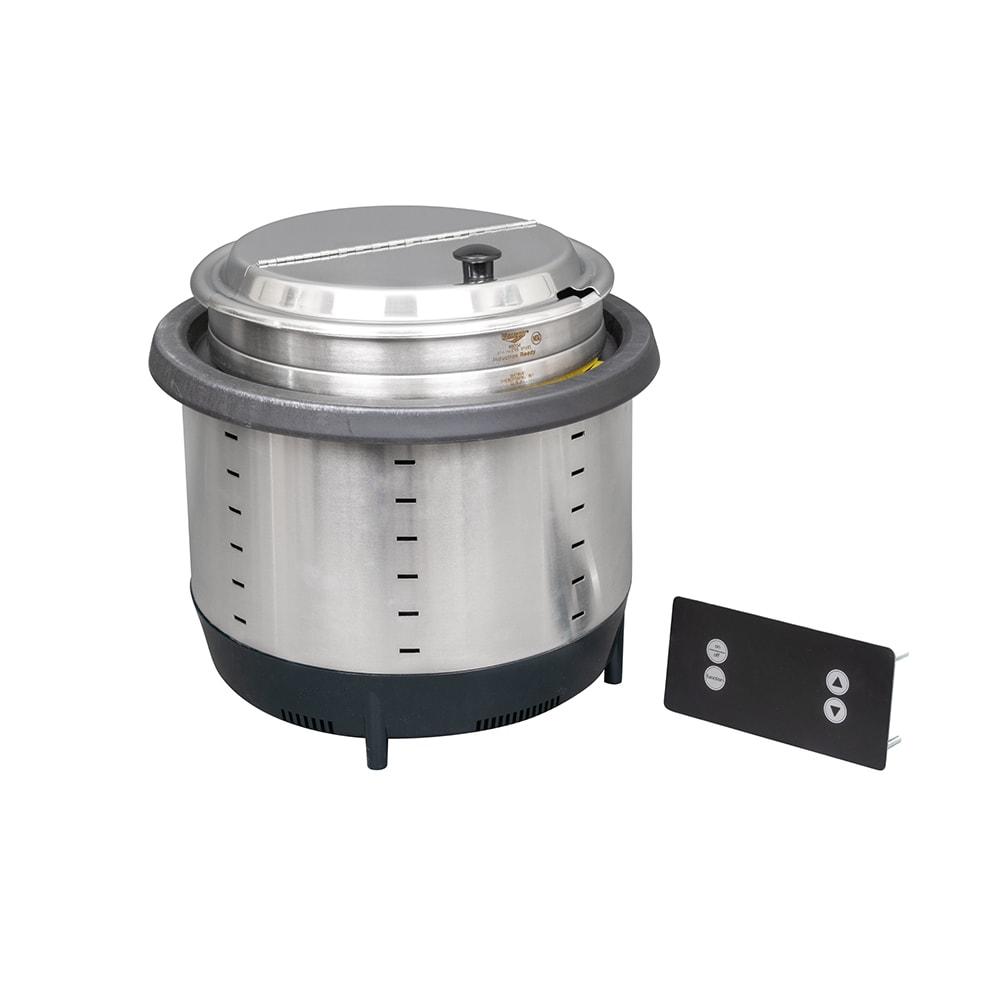 Vollrath 741101DW 11-qt Drop-In Induction Food Warmer - 120v/60v1-ph