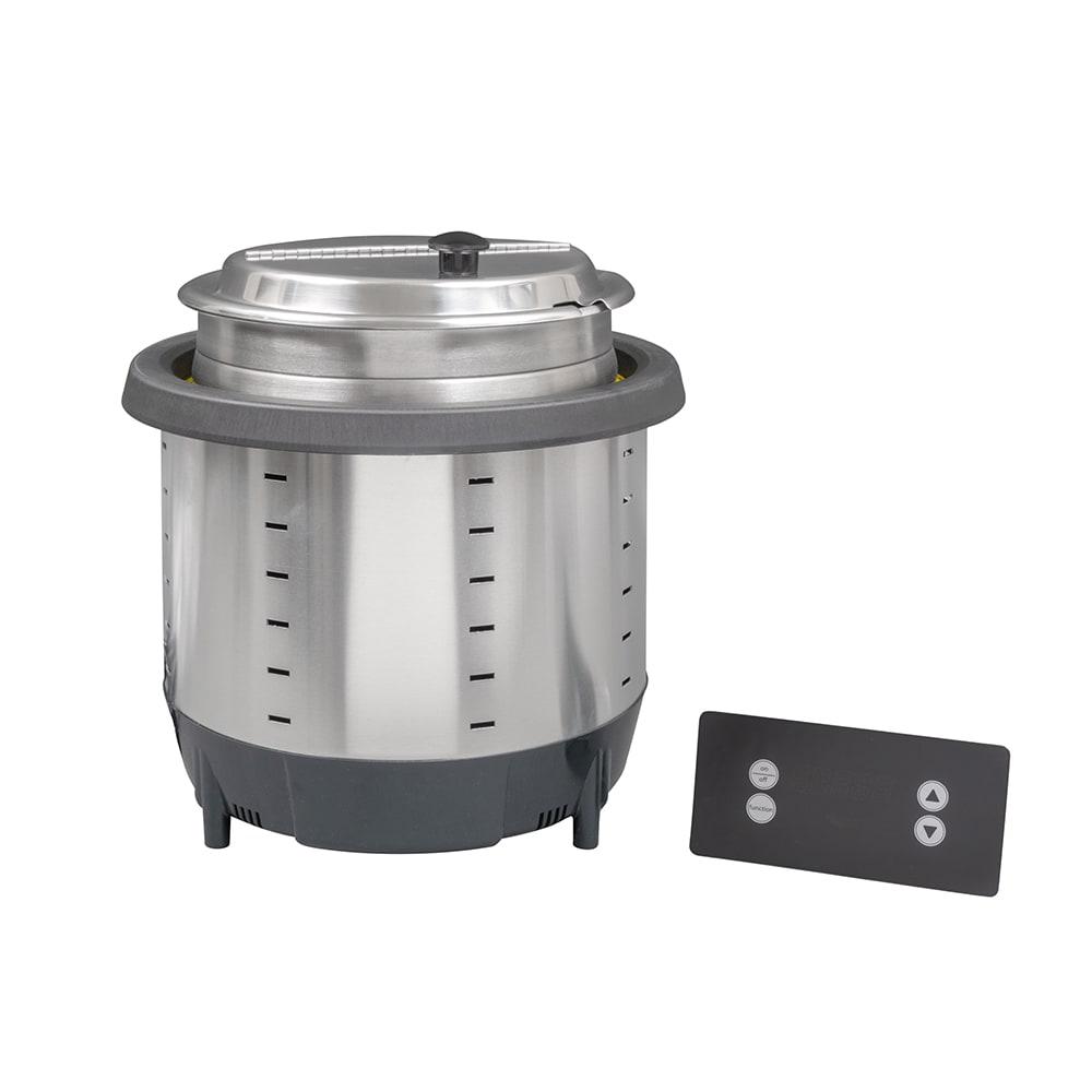 Vollrath 74701D 7 qt Drop-In Soup Warmer w/ Thermostatic Controls, 120v