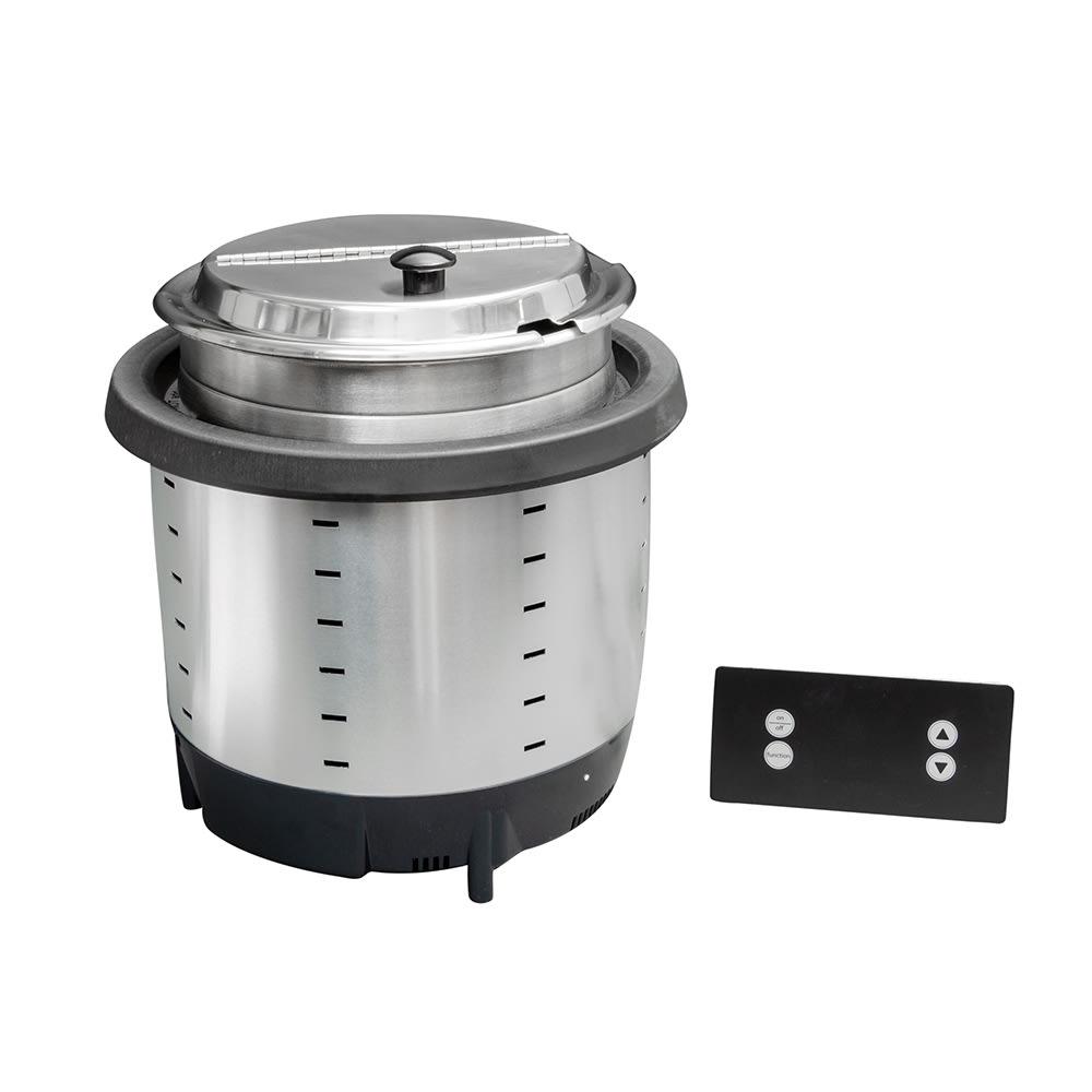 Vollrath 74701DW 7 qt Drop-In Soup Warmer w/ Thermostatic Controls, 120v