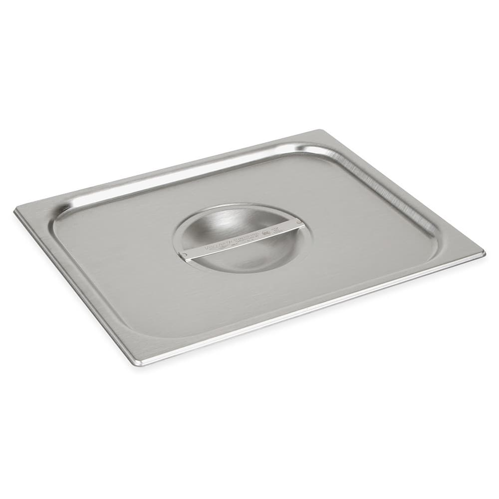 Vollrath 75120 Half-Size Steam Pan Cover, Stainless