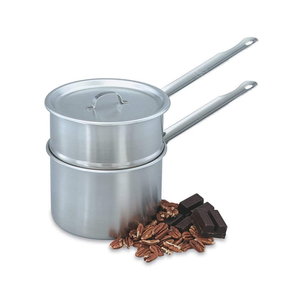 Vollrath 77073 7 qt Double Boiler Inset - Stainless