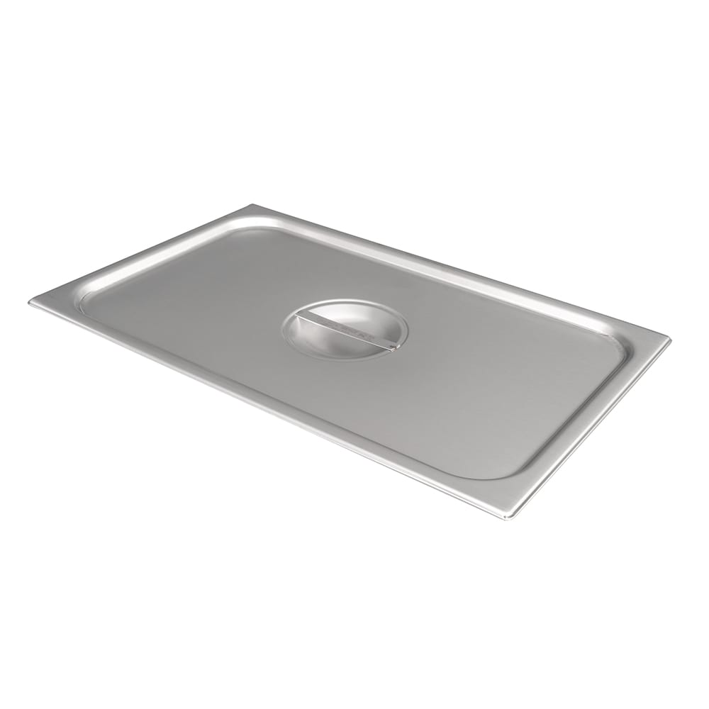 Vollrath 77250 Full-Size Steam Pan Cover, Stainless