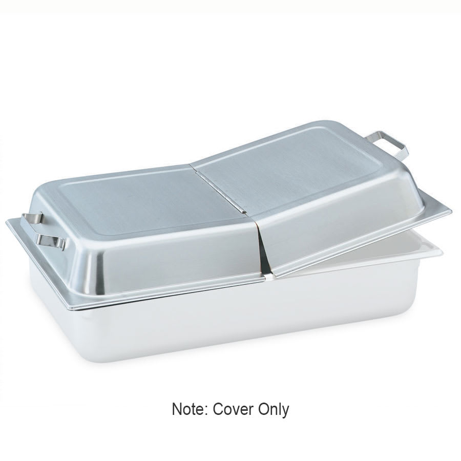 Vollrath 77400 Full-Size Steam Pan Cover, Stainless