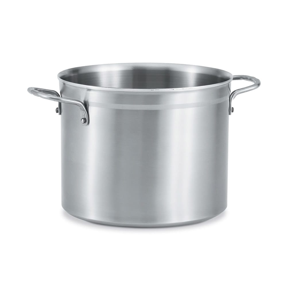 Vollrath 77519 6 qt Stainless Steel Stock Pot - Induction Ready