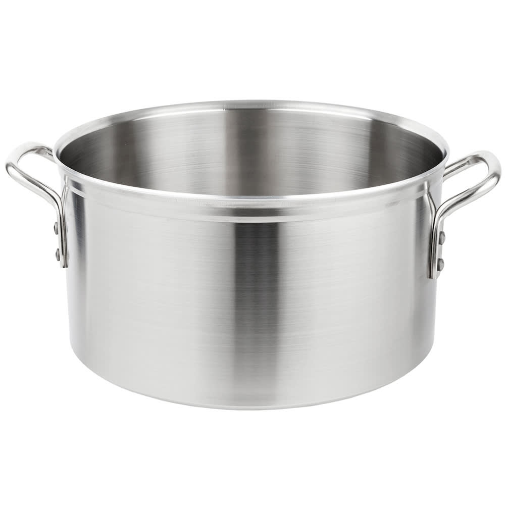 Vollrath 77523 20-qt Stainless Steel Stock Pot - Induction Ready