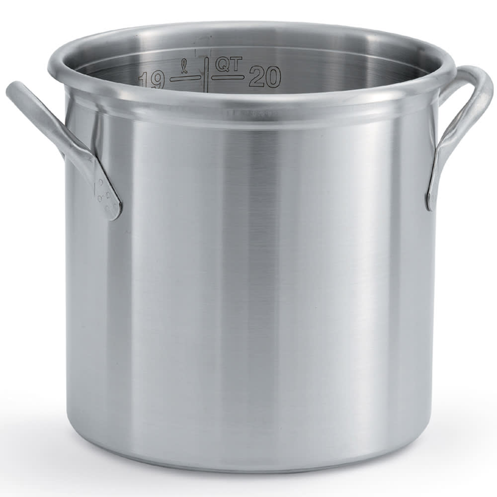 Vollrath 77620 24-qt Stainless Steel Stock Pot
