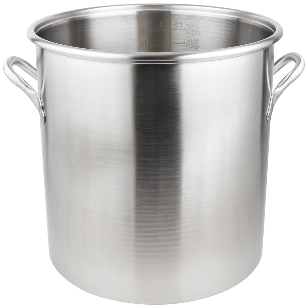 Vollrath 77640 57.5 qt Stainless Steel Stock Pot